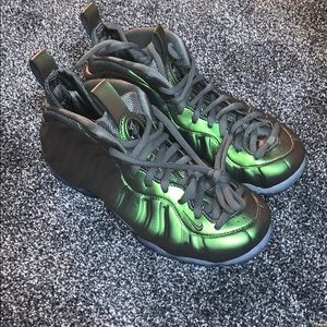 New Nike Foamposite One Iridescent